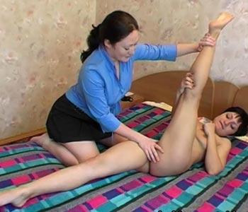 lesbian sex training